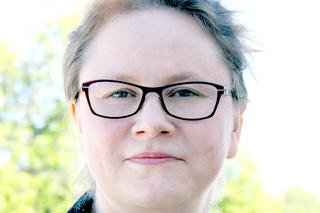 Porträtt Katarina Olofsson.