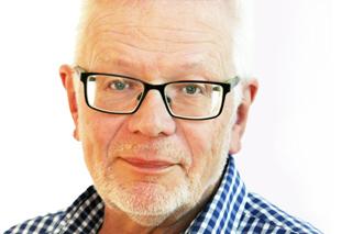 Porträtt Lars Jansson.