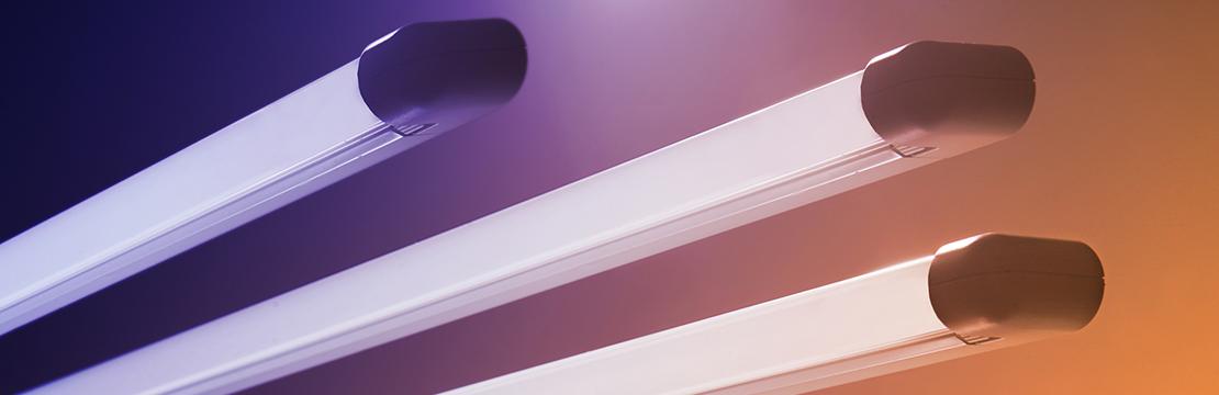 Strålande LED-lysrör | Elsäkerhetsverket FP-07
