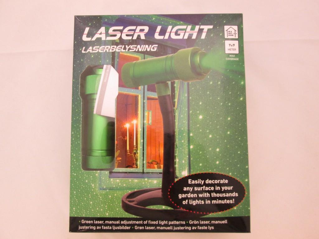 Omtalade Rusta AB säljstoppar laserbelysning | Elsäkerhetsverket SH-58